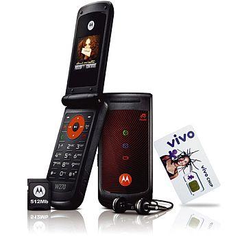 Celulares Vivo Motorola, Modelos