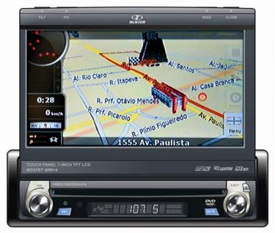 DVD Automotivo com GPS Preços, Modelos, Onde Comprar