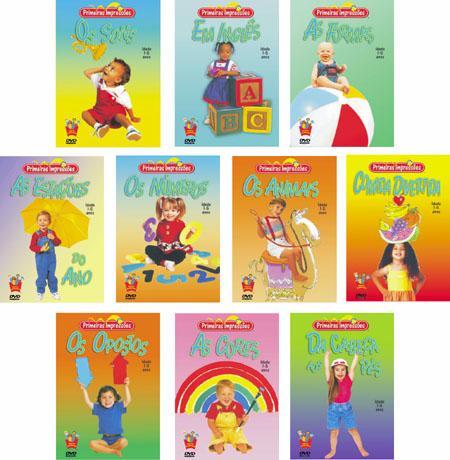 DVDs Infantis Baratos – Onde Comprar