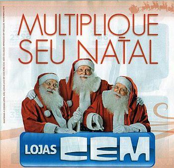 Ofertas Lojas Cem Natal 2016
