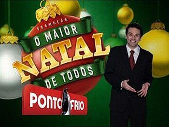 Ofertas Ponto Frio Natal 2016