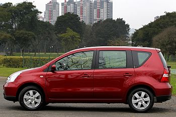 Promoção Nissan Test Drive Premiado