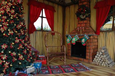 Decoração de Natal para Sala Fotos