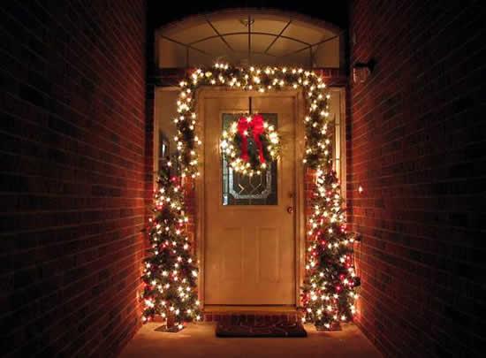É possível criar lindas decorações de Natal sem gastar muito (Imagem: Divulgação)