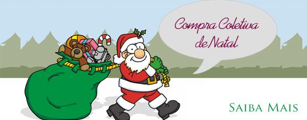 Compra Coletiva de Natal Clube de Compras Descontos Ofertas