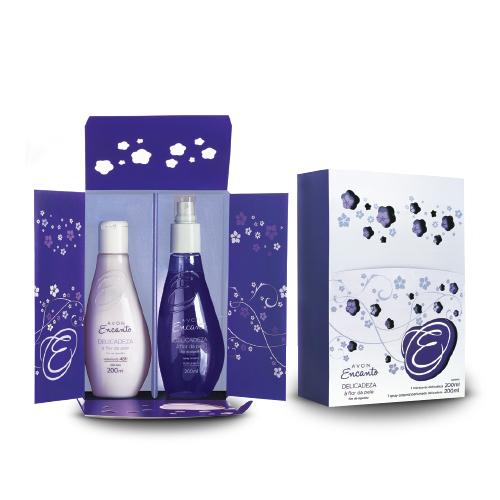Também é possível se tornar revendedora Avon e comprar os kits com descontos especiais. (Imagem: Divulgação)