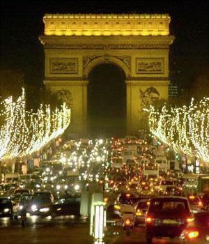 Natal em Paris 2015-2016 Viagens final de ano CVC