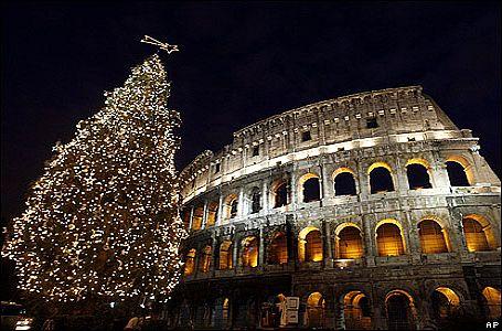 Natal em Roma 2015-2016 Viajar Final de Ano CVC