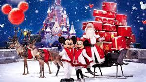 Além da diversão nos parques de Orlando na época de Natal eles ficam todos decorados (Imagem: Divulgação)