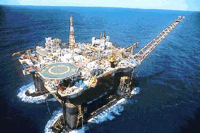 Trabalhar em Plataforma de Petróleo