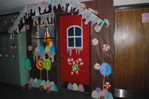 decoracao de sala natal : decoracao de sala natal:Decoração de Natal Para Sala de Aula
