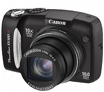 Câmera Digital Canon Sx120is Preços, Onde Comprar