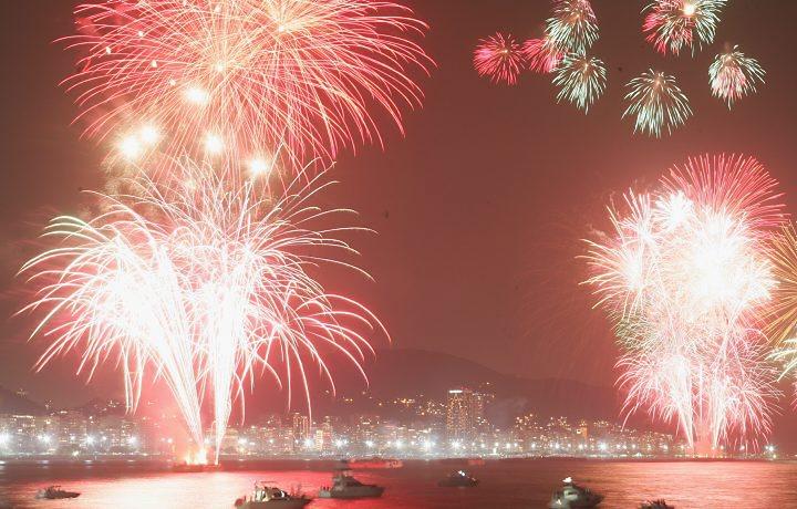 Programação de Shows Reveillon Copacabana 2017