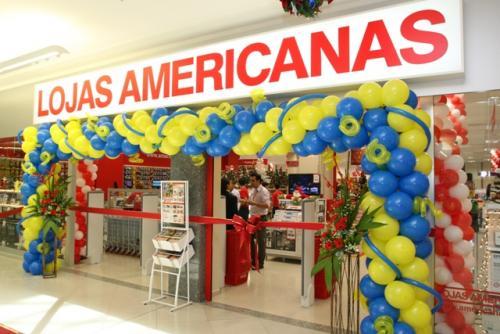 Cartão de Presentes Lojas Americanas