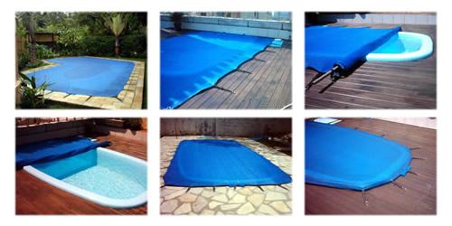 Capa para piscina lonas for Lonas para piscinas desmontables