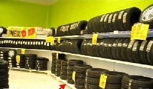 pneus baratos carrefour