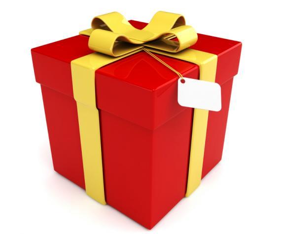 Presente para crianças Natal (Foto: Divulgação)