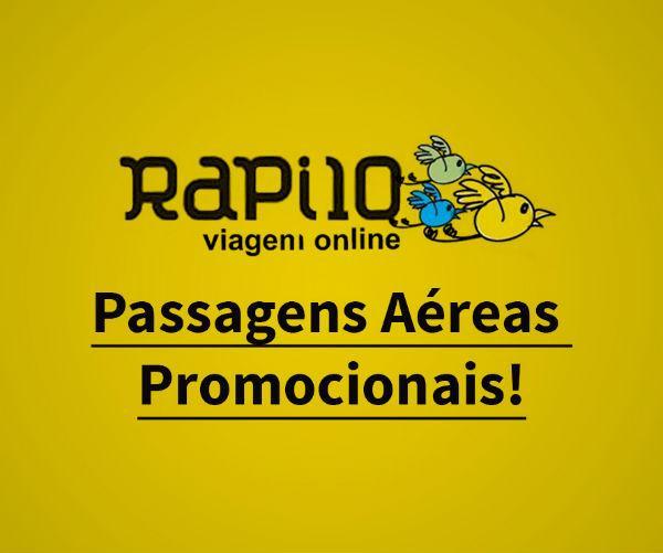 Rapi10 Passagens Aéreas - www.rapi10.com.br
