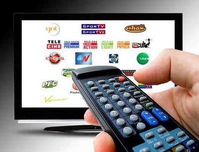 Preços de TV's Por Assinatura, Planos