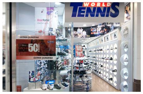 World Tennis Loja Virtual