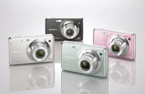 Câmera Digital Sony DSC-W210 Preços, Onde Comprar