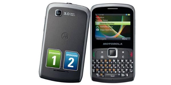 Celulares Dois Chips Motorola Desbloqueados Oferta