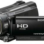 Filmadora Sony HD Modelos, Preços