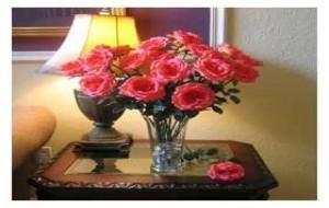Flores Artificiais para Decoração de Ambientes