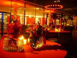 Iluminação decorativa para festas