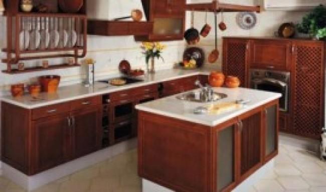 Móveis Em Madeira Para Cozinha, Fotos