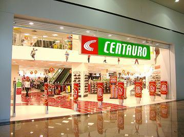 Vagas de Emprego Rede Centauro SP 2010-2011