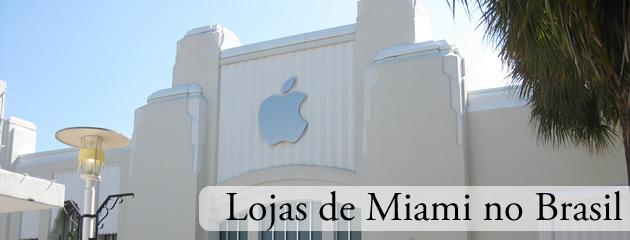 Lojas em Miami que Entregam no Brasil