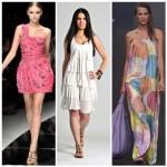 Curtos ou longos a moda é usar vestidos