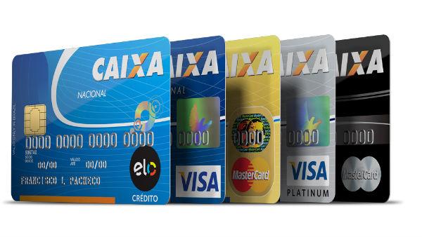 Cartão de Crédito Caixa, Como Solicitar