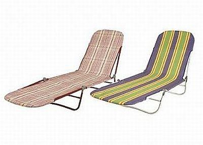 Cadeiras de Praia Espreguiçadeira
