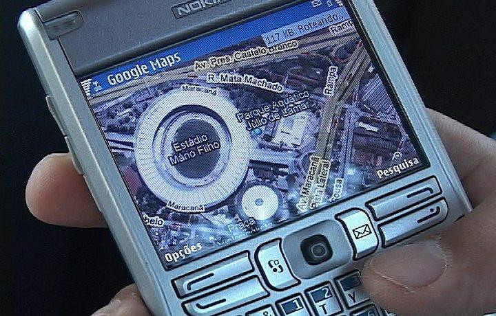 Celulares com GPS em Promoção