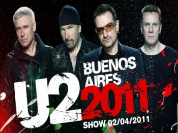 Pacotes U2 Buenos Aires