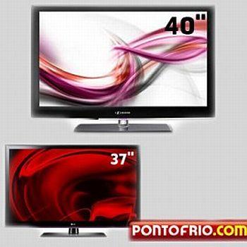 Ponto Frio Tvs LCD, LED Preços e Promoções