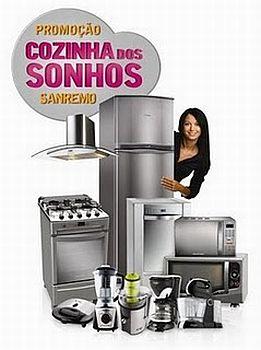 Promoção Cozinha dos Sonhos Sanremo