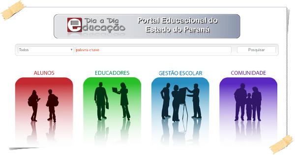 Site Dia a Dia Educação