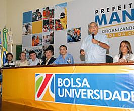 bolsauniversidade.manaus.am.gov.br, Bolsa Universidade Manaus