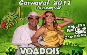 Carnaval 2016 Votuporanga, Atrações Bloco Oba Oba