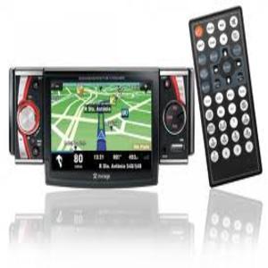 DVD Player Automotivo com GPS Integrado