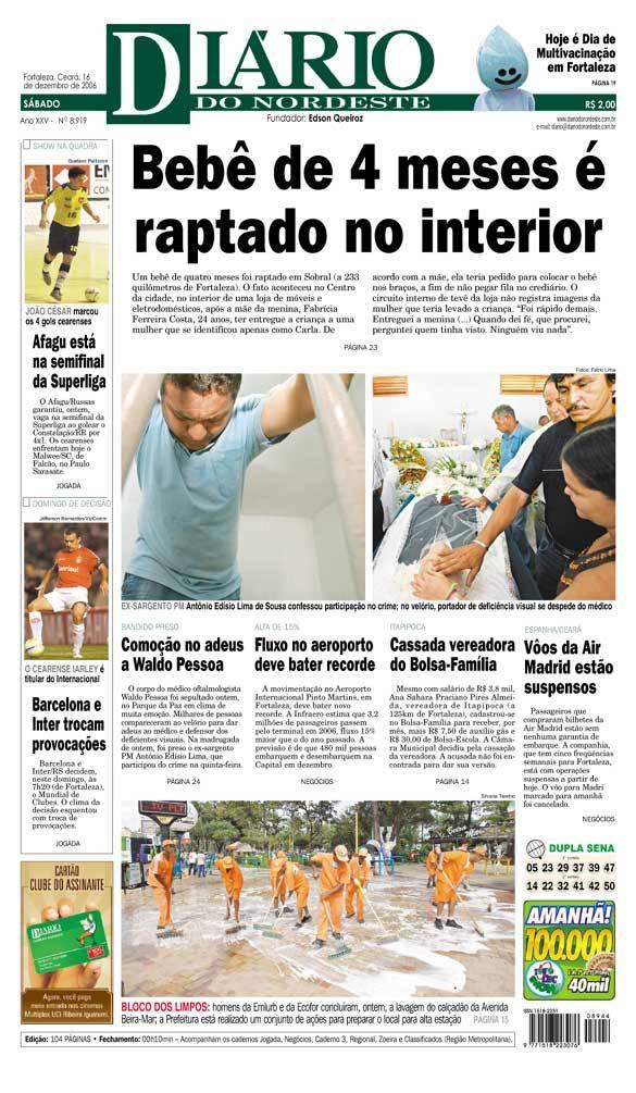 Jornal Diário de SP Empregos
