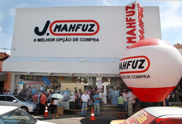 Loja J Mahfuz, Endereços, Telefones