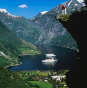 Noruega, um Lugar para Conhecer