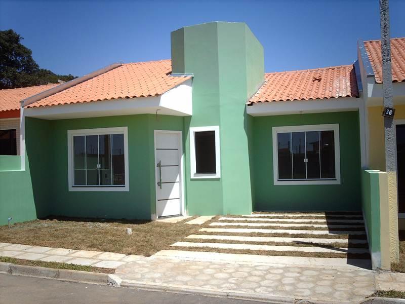 Projeto de Casas Com Orçamento