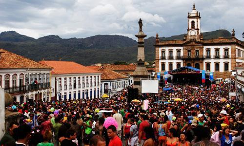 Carnaval 2017 em Cidades Históricas de MG