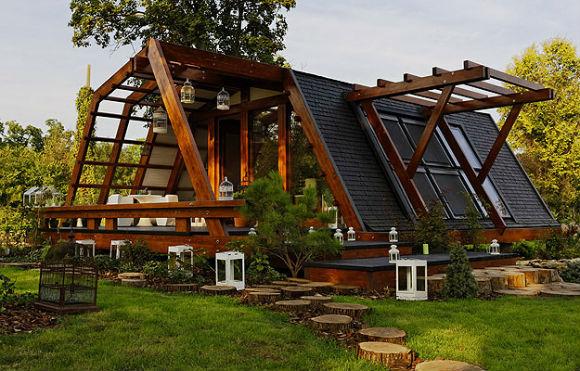 Franquia Construtora de Casas Ecológicas – Construção Civil