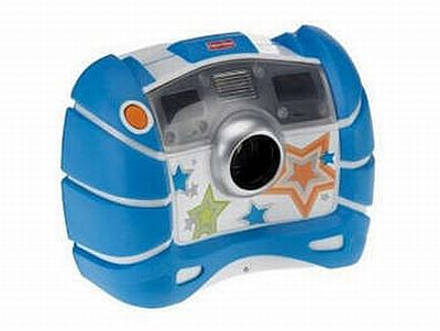 Câmera Digital Infantil Fisher Price